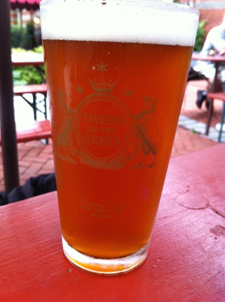 Central Park Beer