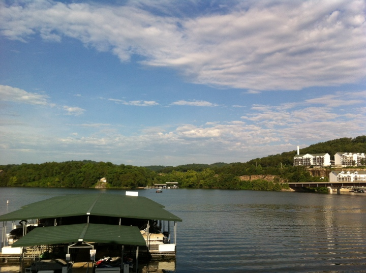 Lake of the Ozarks near Camdenton