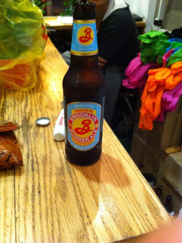 Beer in Shanghai