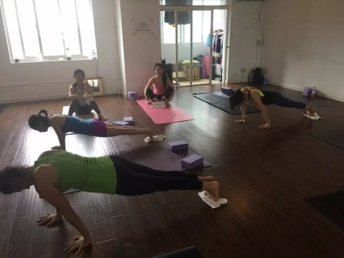 Jingan Yoga