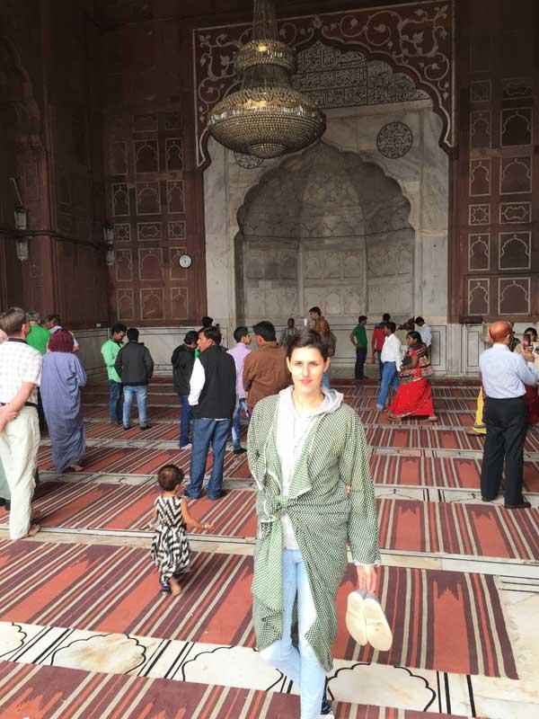Mosque-Ann