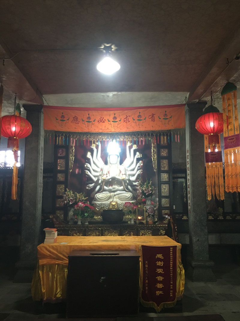 Hengshan-Temple